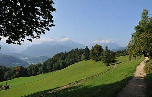 Mystisch-magische Wanderungen: Kneifelspitze, der kleine Hausberg von Berchtesgaden @ Wanderung zur Kneifelspitze